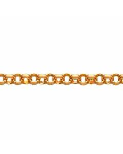 8 Karat Guld ÆrtekÆde Tråd 1,50mm Scrouples
