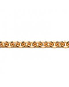 8 Karat Guld Rund Ankerkæde Tråd 0,35mm Scrouples