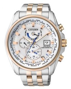 Citizen radiostyret herreur Eco-Drive AT9034-54A