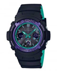 Casio G-Shock AWG-M100SBL-1AER Herreur