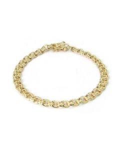 BNH Bismark 8 Karat Guld Armbånd B871021K