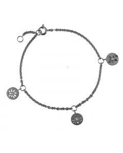 Sølv Armbånd fra Lene Visholm B.1258SRH