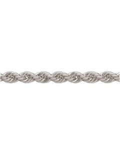Sterling Sølv Cordelkæde Tråd mm BNH