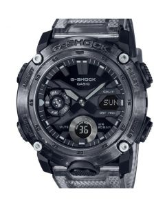 Casio GA-2000SKE-8AER - Stilfuldt herreur G-Shock