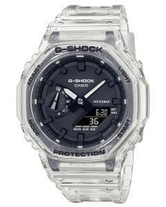 Herreur fra Casio - GA-2100SKE-7AER G-Shock