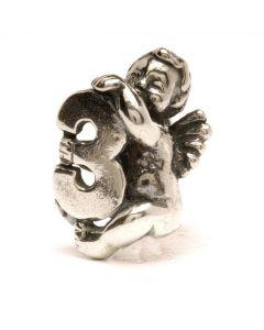 Troldekugler Kerub 3 Sterling Sølv Vedhæng