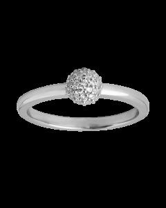 byBiehl Sparkle Sterling Sølv Ring 5-504A-R