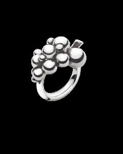 Lille Moonlight Grapes Sterling Sølv Ring fra Georg Jensen