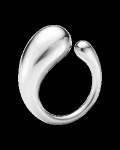Mercy Large Sterling Sølv Ring fra Georg Jensen 10015120H