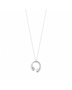 Medium Mercy Sterling Sølv Halskæde fra Georg Jensen
