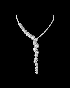 Moonlight Grapes Sterling Sølv Halskæde fra Georg Jensen