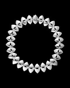 Nanna Ditzel Sterling Sølv Halskæde fra Georg Jensen