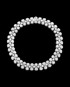 Mellem/large Archive Sterling Sølv Halskæde fra Georg Jensen
