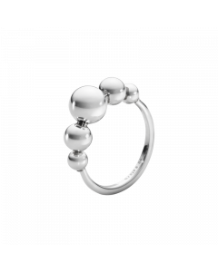 Moonlight Grapes Sterling Sølv Ring fra Georg Jensen