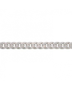 Sterling Sølv Panserkæde Tråd 1,25mm BNH