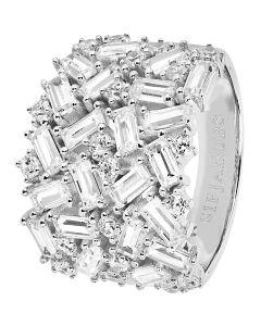 Sif Jakobs Antella Grande Sterling Sølv Ring