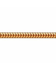 8 Karat Guld Slangekæde Tråd 1,20mm Scrouples