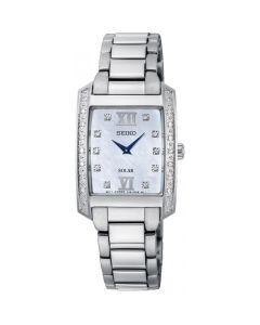 Seiko Ur til Dame Ladies Diamonds SUP399P9