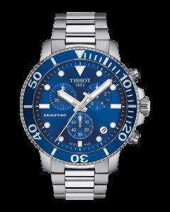 Tissot T1204171104100 - Flot herreur Seastar