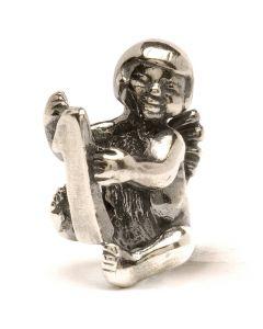 Troldekugler Kerub 1 Sterling Sølv Charm