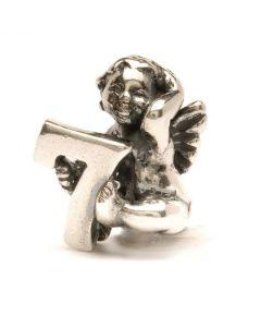 Troldekugler Kerub 7 Sterling Sølv Charm