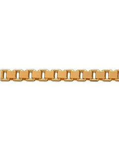 14 Karat Guld Veneziakæde Tråd 1,00mm Scrouples