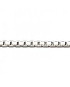 14 Karat Hvidguld Veneziakæde Tråd 1,00mm Scrouples
