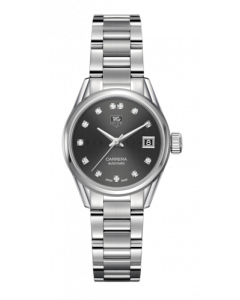Carrera Diamond Dial dameur fra Tag Heuer - WAR2413.BA0776