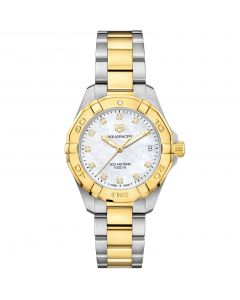 Tag Heuer WBD1322.BB0320 dameur Aquaracer Lady Diamonds